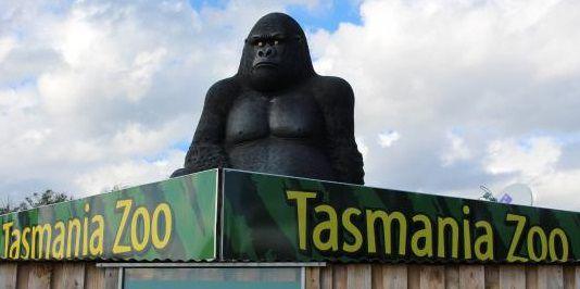 Entry To Tasmania Zoo