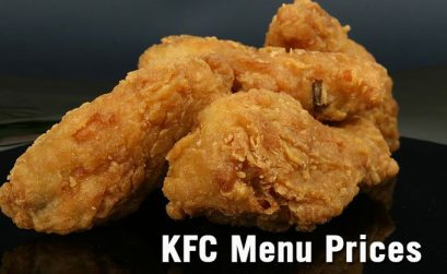 Kfc Menu Prices Australia