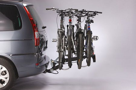 Towbar Bike Rack Attachment