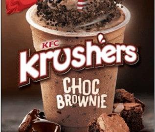 $2 Kfc Krusher Happy Hour Deal