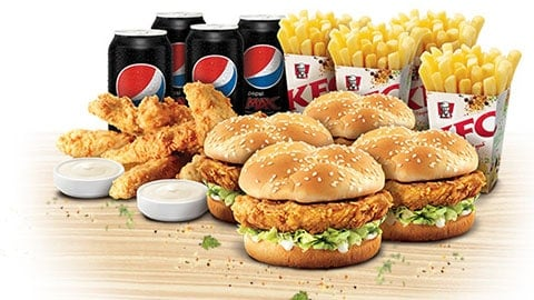 Kfc Mates Box Coupon Code