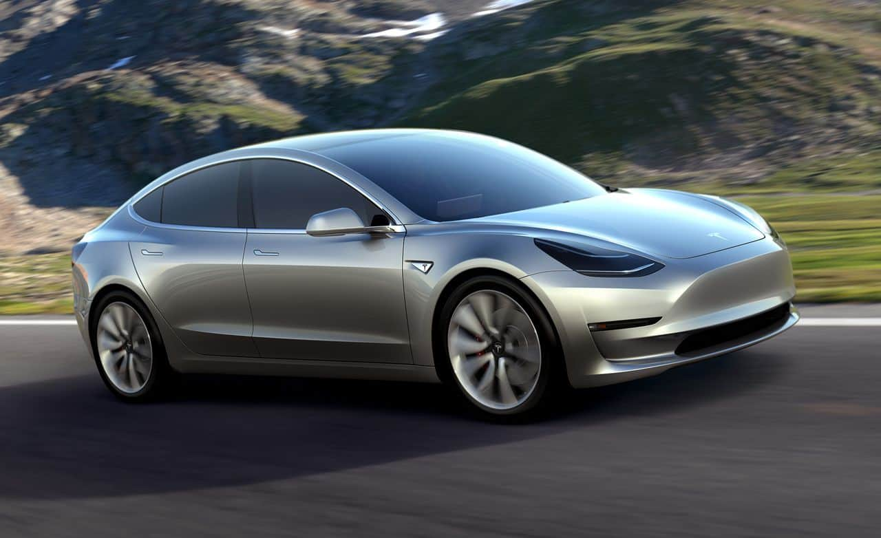 Tesla Model 3 Aussie Price