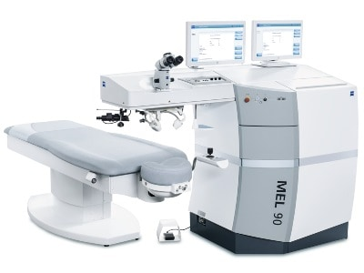 Excimer Laser Used For Laser Eye Surgery