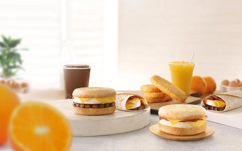 Breakfast Menu Items At Hungry Jacks