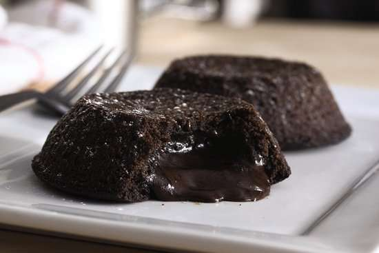 Chocolate Lava Cake On Domino's Dessert Menu