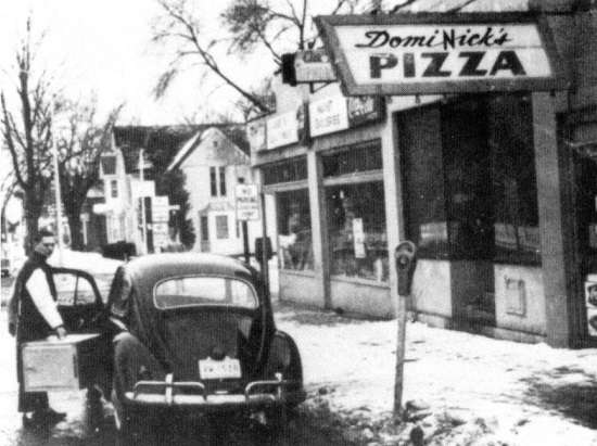 Dominicks Pizza 1960