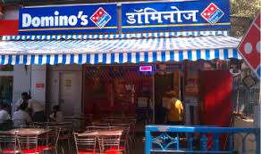Domino's Store In India 2016