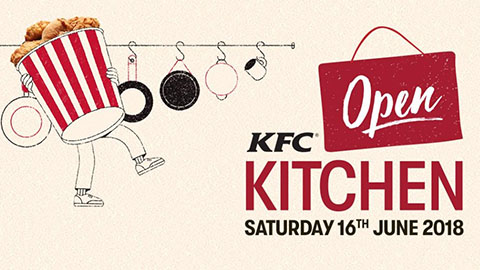 Kfc Open Kitchen Deal Free Lunch