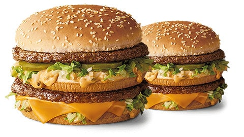 Buy One Get One Free Grand Big Mac