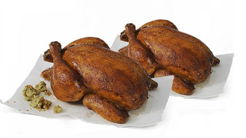 2 Whole Chickens At Red Rooster For $27