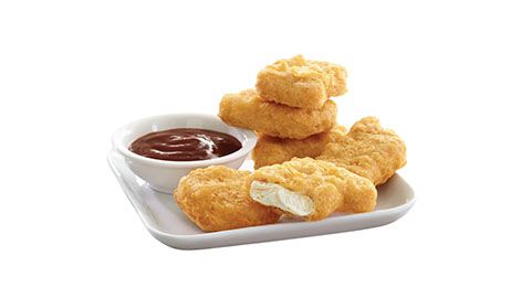 6 Chicken Nuggets Deal For $2 @ Mcdonald's