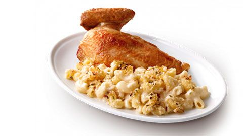 Quarter Chicken & Mac And Cheese Deal At Red Rooster