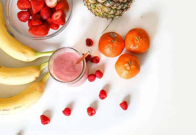 Boost Juice Menu Prices In Australia