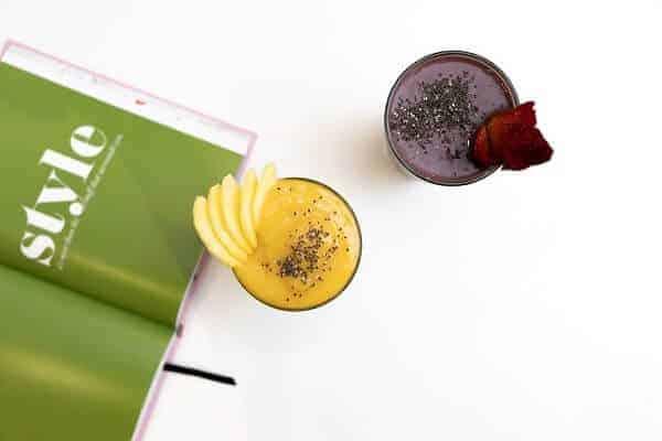 Boost Juice Has A Range Of Popular Menu Items