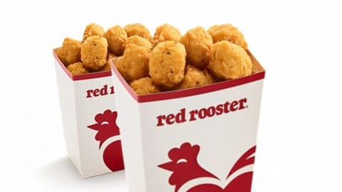 Buttermilk Chicken Pops Promotion At Red Rooster