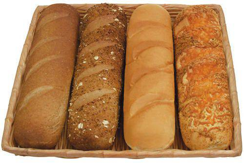 Some Of The Bread Available On The Subway Menu