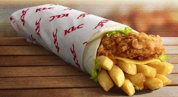Zinger Chipster On The Kfc Secret Menu