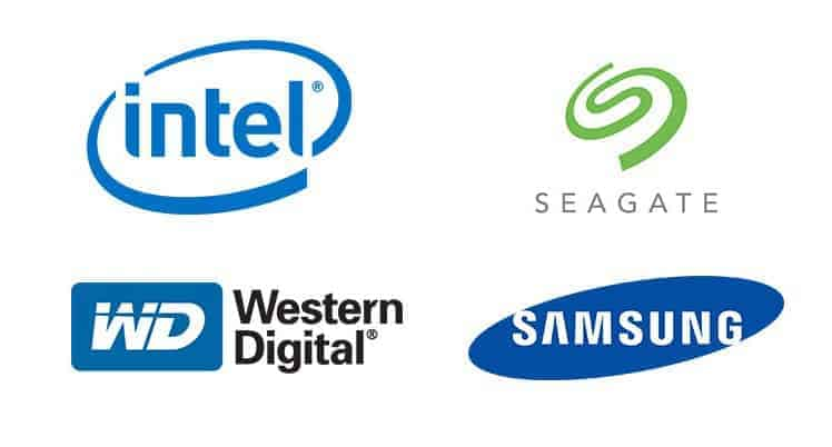Some Of The Better Brands Of Hard Drives