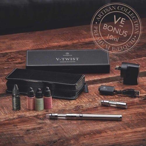 Vaporiser Starter Pack At Vaperempire